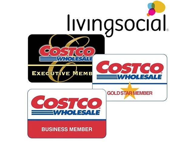 Costco wholesale living social Deals