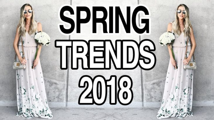7 Spring Fashion Trends That Will Boost Your Look 1