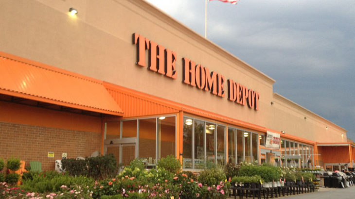 Home-Depot Store Discount Code