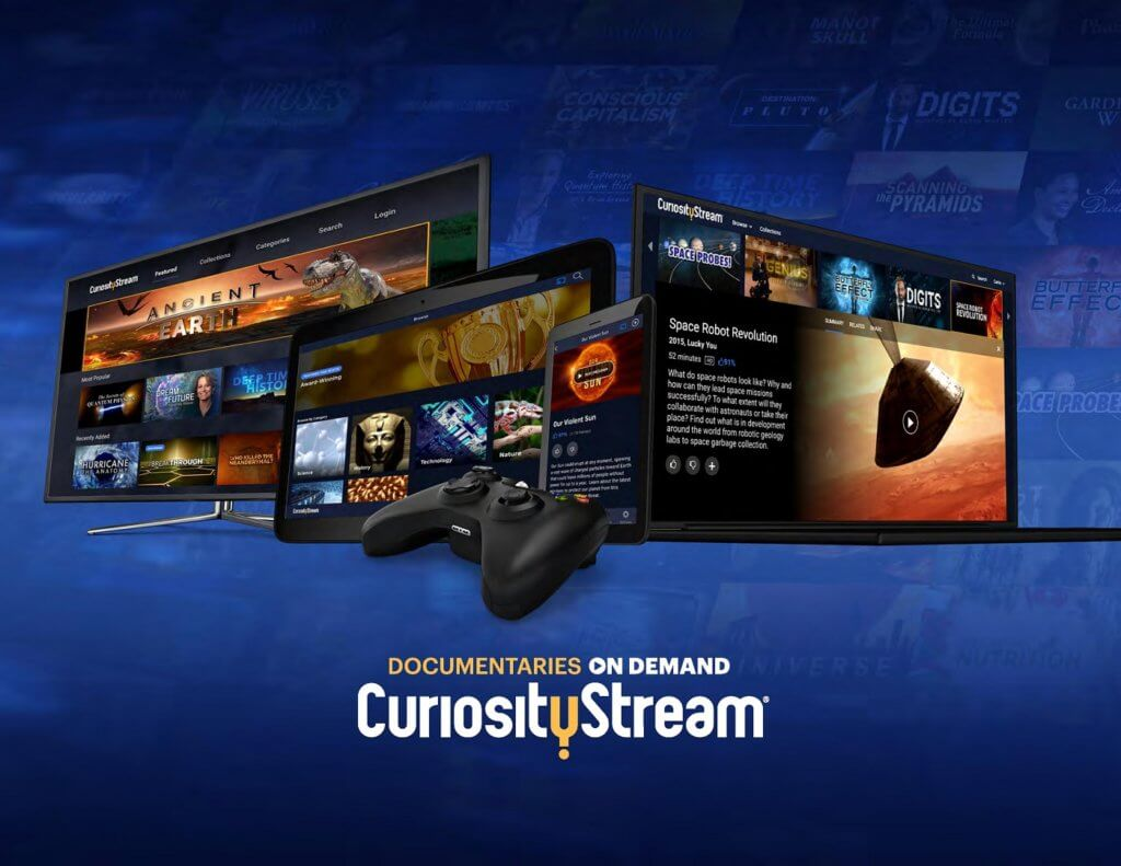 Save Up to 40% Off with These Curiosity Stream Promo Codes